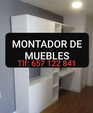 Montador de muebles en Barcelona