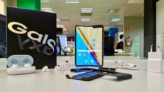 Samsung Galaxy Fold 512Gb nuevo estrenar