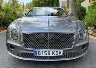 Bentley Continental 2019