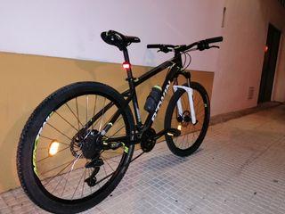 bici rock rider 520 btwin