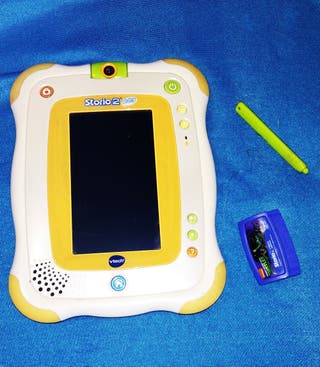 tablet tactil niñ@s de 1,5 a 9 años, Storio 2 baby