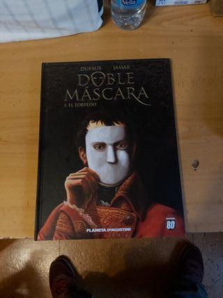 Libros DOBLE MASCARA DUFAUX JAMAR