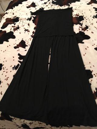 Pantalon falda