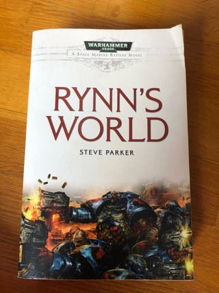 Rynn's World. Warhammer