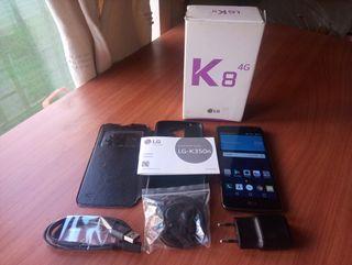 LG K8 Como nuevo, ideal para regalo de Navidad