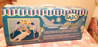 gimnasio musical bebe