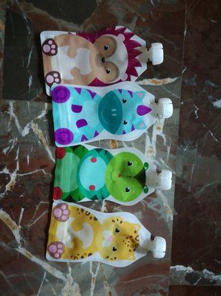 Bolsas reutilizables para bebés