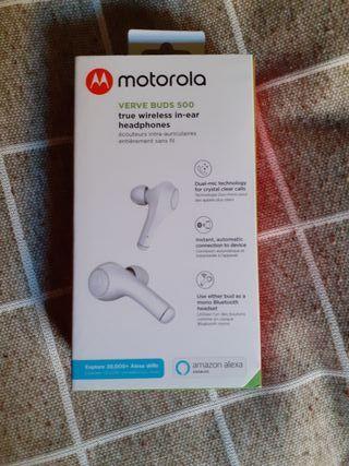 Auriculares Motorola Verve Buds 500
