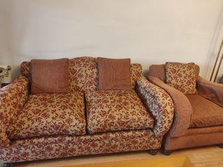 Sofás + sillón