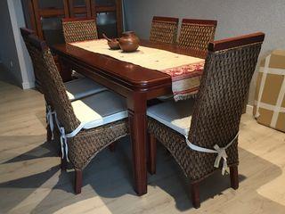 Se venden muebles de salón comedor