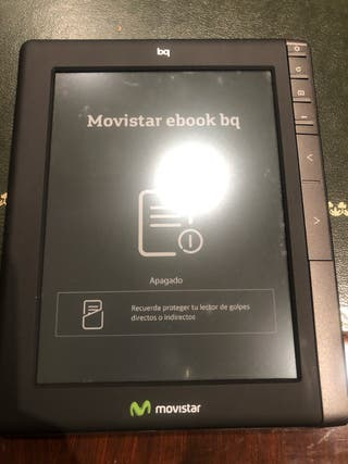 Ebook bq Movistar Avant2