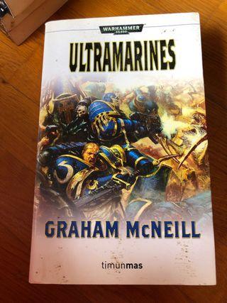 Ultramarines. Warhammer