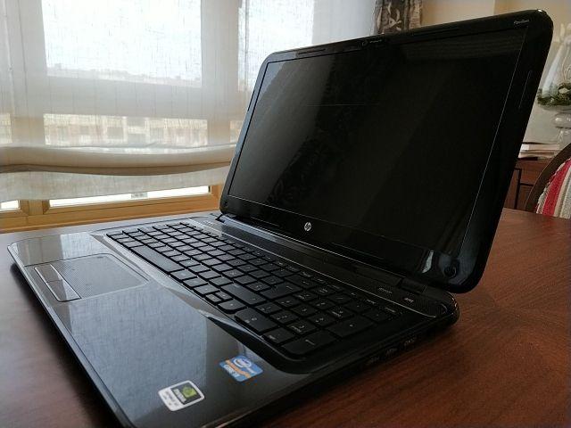 Portátil HP i3 negro