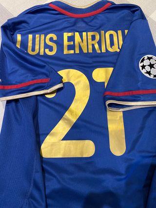 Camiseta LUIS ENRIQUE original