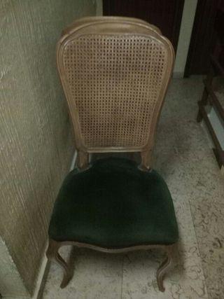 sillas antiguas vintage