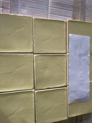 azulejo metro atelier amarillo 10*10 gres
