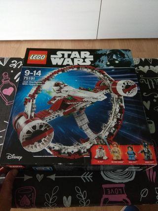 CAJA VACIA Lego Star Wars 75191