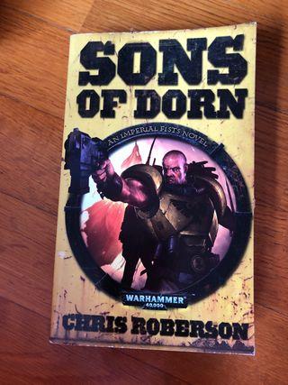 Sons of dorn. Warhammer.