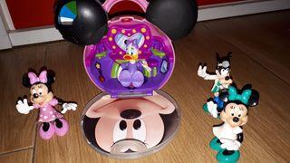 juguetes. Tocador de Minnie
