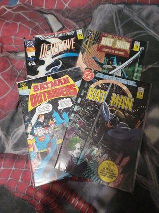 Pack Batman '80 Cómics