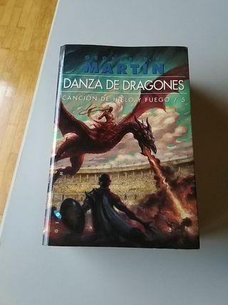 Danza de Dragones. JUEGO DE TRONOS