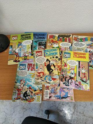 Comics Mortadelo y Filemón Colección