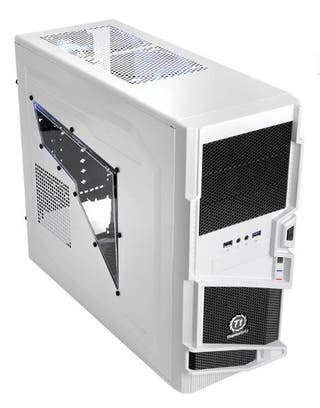Caja Thermaltake Commander MS-I Snow Edition