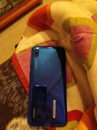 Huawei p smart 2019 color azul