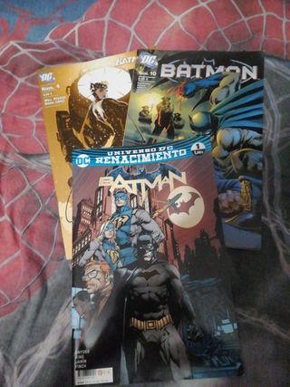 Pack Batman Moderno Comics