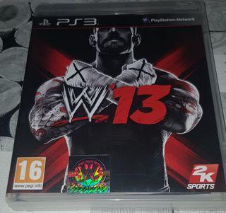 W' 13 PS3