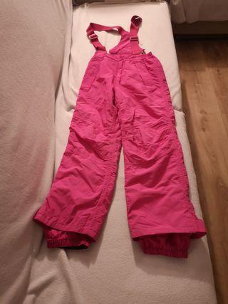 pantalones niña ski