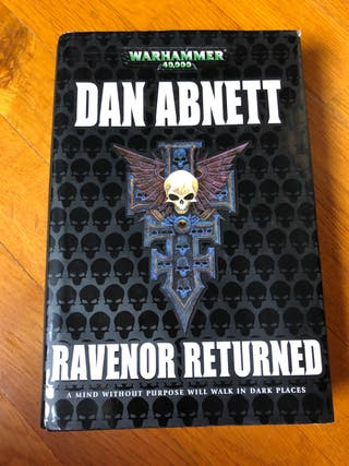Dan Abnett. Warhammer