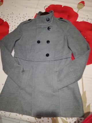chaquetón marinero gris