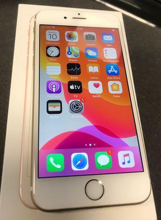 iPhone 6s 128gb en buen estado , dorado