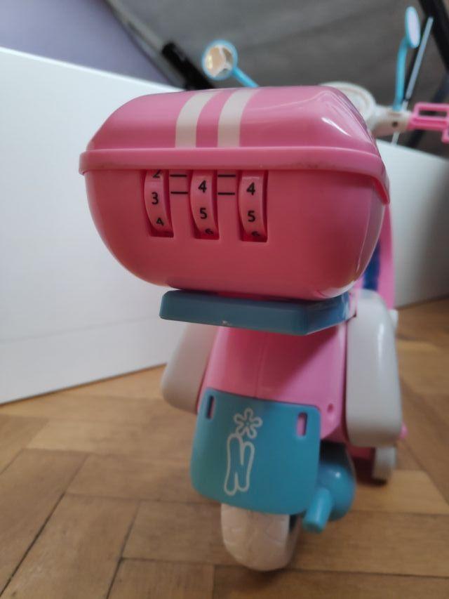 Moto juguete Nancy