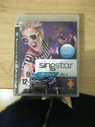 SingStar col.2 ps3
