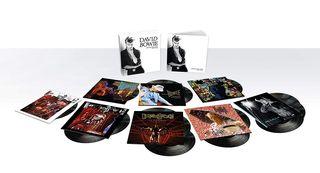 David Bowie - Loving the Alien Vinilo LP 15 LPs