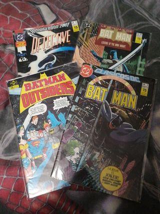 Pack Batman '80 Comics