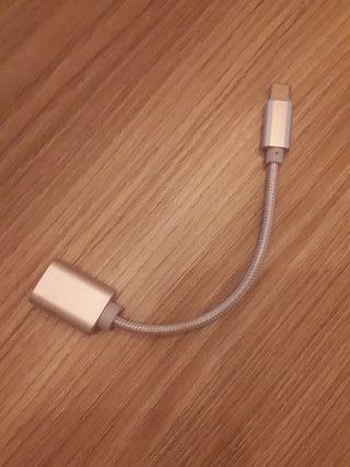 Conversor /Adaptador usb C a USB