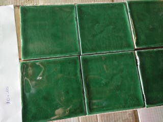 azulejo metro atelier verde 10*10 gres