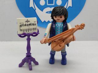 Playmobil violinista