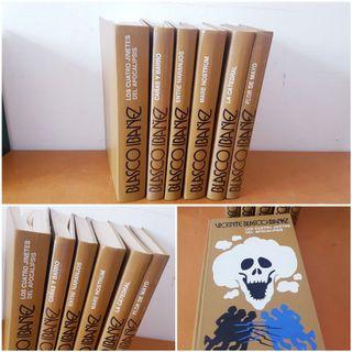 Colección libros antiguo vintage