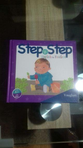 Libro step by step Vaughan nuevo a estrenar