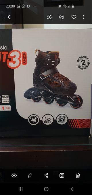 patines en línea nuevo #35