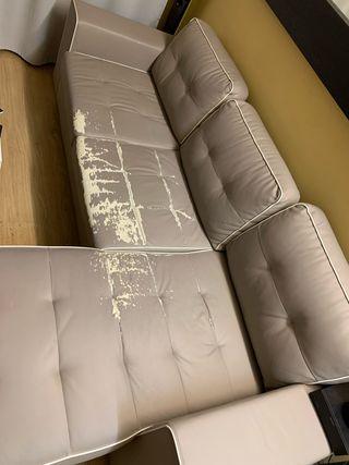 Sofa chaislounge cama