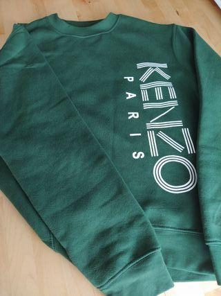 Sudadera estampado Kenzo Paris