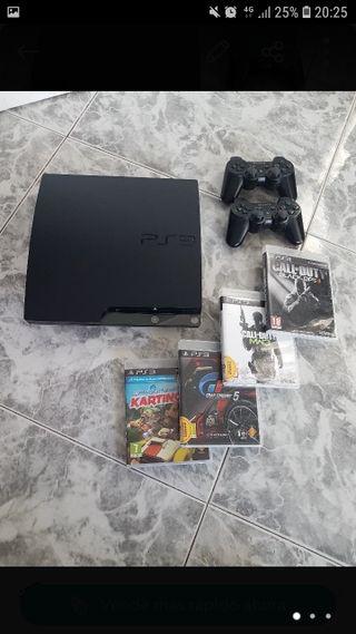 ps3+juegos OFERTA PLAYSTATION COD