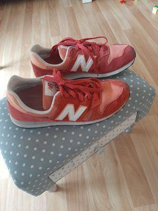 zapatillas New Balance 39.originales
