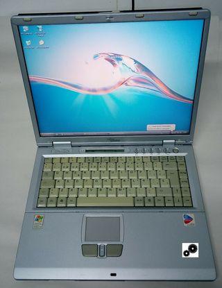 Ordenador portatil Fujitsu-Siemens