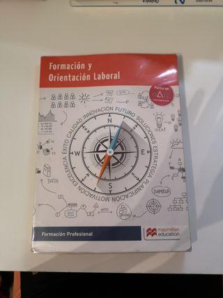 libro FORMACIÓN Y ORIENTACIÓN LABORAL ed MacMillan